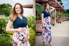 PinkBlush Maternity Dress Review