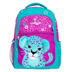 Image for Wild Fluffy Backpack from Smiggle UK cc9c3179e7f0d