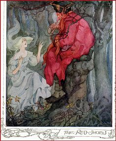 Anne Anderson. Art Passions Fairy Tales - Fairies and Fairy Tale Art illustrations