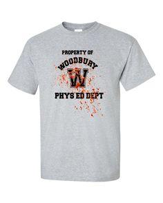 The Walking Dead Woodbury Survivor T-shirt