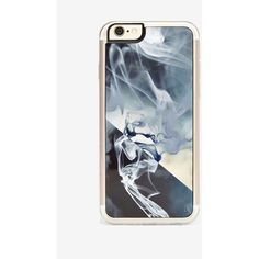 Zero Gravity Blaze� Blaze� iPhone 6 Case (115 RON) ❤ liked on Polyvore featuring accessories, tech accessories, grey and zero gravity