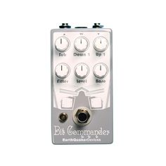 EarthQuaker Devices Bit Commander Octave Synth Pedal