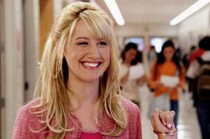 """Sharpay  (My favorite quote - """"I'd rather stick pins in my eyes.""""  When invited to watch a guy play basketball.  Talk about rejection!!)"""