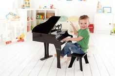 Freebie {Black} Friday! Hape Grand Piano Giveaway! #blackfriday #free #giveaway