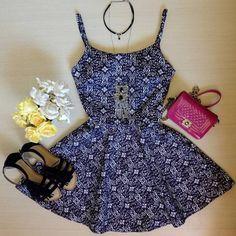 vestido-godê-rodado-alcinhas-bojo-estampado-comprar                                                                                                                                                                                 Mais
