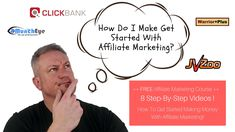 8 Free Videos on How to Make Money Affiliate Marketing on JVZoo, Warrior Plus and Clickbank and how to find great new product launches on Muncheye