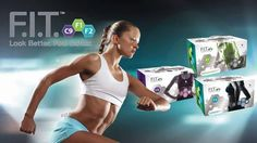 Forever Living Products FIT: C9, F1 & F2 www.lifestyle16.flp.com