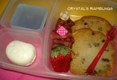 Breakfast for lunch! - Crystal's Ramblings