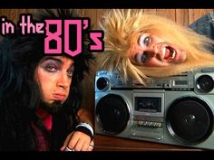In The 80's Song - Rhett & Link This might just be one of my absolute favorite Rhett and Link songs ever.
