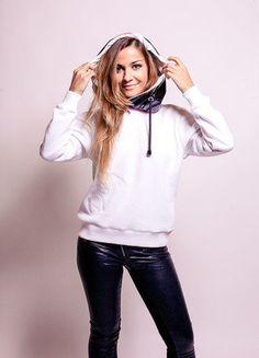 Kaufe meinen Artikel bei #Kleiderkreisel http://www.kleiderkreisel.de/damenmode/pullis-and-sweatshirts-hoodies/142124419-ladies-hoody-mit-2x-tausche-kapuzen