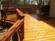 1000 Images About Stained Decks On Pinterest Deck Stain