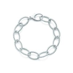 Tiffany Twist:Link Bracelet
