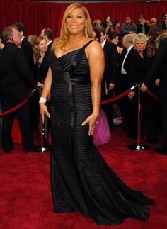 Get #black #plussizeeveninggowns from the red carpet created by our firm at www.dariuscordell.com