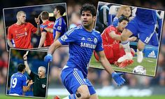Costa insists he will NEVER CHANGE his combative style