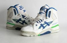 RARE Vintage Asics Tiger GT Drive x Hi 80s 90s Made in Korea Basketball | eBay