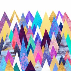 Poster   ENCHANTED MOUNTAINS von Elisabeth Fredriksson   more posters at http://moreposter.de