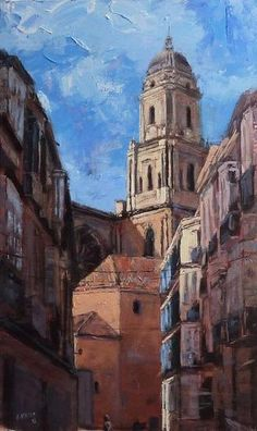 Cathedral. 55*33cm.2012.