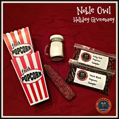 Noble Owl Holiday Giveaway