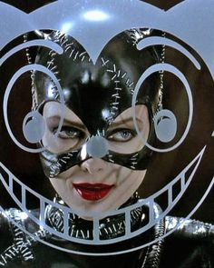 Michelle Pheiffer as Catwoman in Batman Returns