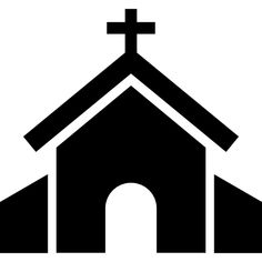 Church free vector icons designed by Freepik Vector Icons, Vector Free, Church Icon, Small Wooden House, Free Certificate Templates, Cvce Words, Church Logo, Licence Lea, Religion