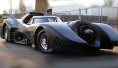 Batmobiles covered by copyright!! What is the world coming too....