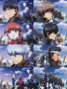 Manga Art, Anime Art, Okikagu Doujinshi, Silver Samurai, Fiction Movies, Comic Games, Beautiful Stories, Anime Comics, Anime Love