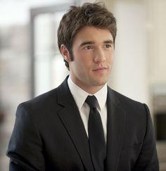 Joshua Bowman. Men's Suit
