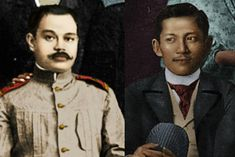 "As one respected Filipino historian once said, ""Jose Rizal is everywhere yet he is nowhere."" Let's look back at the life of this oft taken-for-granted hero. Madrid To Barcelona, Parts Of A Circle, Communication Development, Jose Rizal, Tragic Love Stories, Filipino Culture, Colorized Photos, Opinion Piece, Under The Influence"