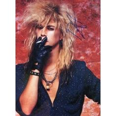 Duff  With autograph ❤