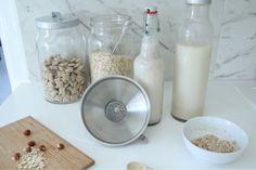 Lina Paciello: cero waste Lina Paciello nut milk recopy
