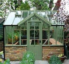 "Get terrific ideas on ""greenhouse design diy"". The - Amenagement Jardin Recup Simple Greenhouse, Best Greenhouse, Greenhouse Effect, Backyard Greenhouse, Greenhouse Plans, Greenhouse Wedding, Homemade Greenhouse, Wooden Greenhouses, Green House Design"