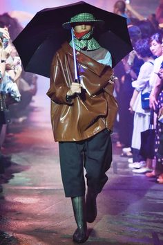 Raf Simons Spring 2018 Menswear Fashion Show