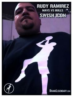 The Legendary Swish Icon Solo Black T-shirt is one of the most popular Brand Legendary products. the Swish Icon Solo Black T-Shirts have been seen in pics around the world - in the USA, Canada, Eastern Europe, Indonesia, Brazil, Taiwan, Japan, Italy, Spain and many other countries.  The Legendary Swish Icon Solo Black T-Shirts are exclusively available on Brand Legendary's 100% cotton, pre-shrunk shirts, and are proudly Made in the USA.