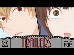Wolf Girl and Black Prince - Anime + Live-action double trailer!