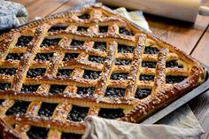 Vanhanajan mustikkapiirakkaa Sugar And Spice, A Food, Waffles, Spices, Cupcakes, Breakfast, Morning Coffee, Cupcake, Spice