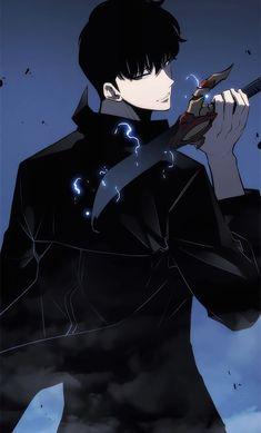 Anime Wolf, Manga Anime, Anime Art, Character Art, Character Design, Dark Anime Guys, Drawing Reference Poses, Handsome Anime, Manhwa Manga