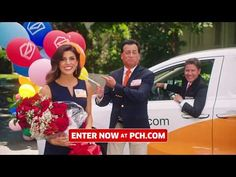 What new face is in our new Publishers Clearing House commercials? Read some clues!
