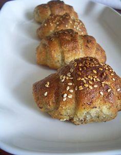 kiflice od heljdinog brašna, peciva od heljde