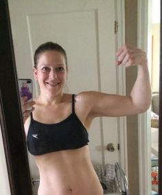 Whoot!  Over 60 lbs lost with the Beachbody Challenge so far :P
