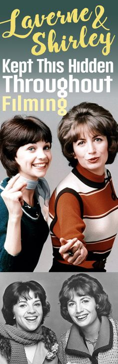 These 'Laverne And Shirley' Secrets Will Actually Surprise You