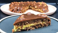 Norwegian Food, Desert Recipes, No Bake Desserts, Let Them Eat Cake, No Bake Cake, Food Inspiration, Sweet Tooth, Bakery, Food And Drink