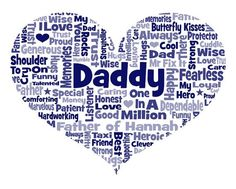 dad word cloud - - Yahoo Image Search Results