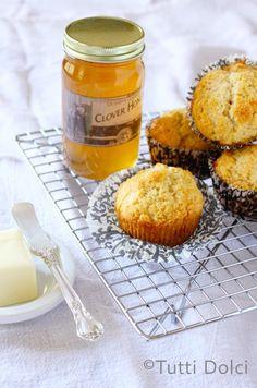 Honey-Butter Muffins @Laura Jayson | Tutti Dolci