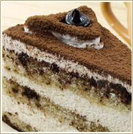 Light Tiramisu - made with Florida Crystals® Organic Sugars