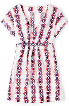 Cute print tunic