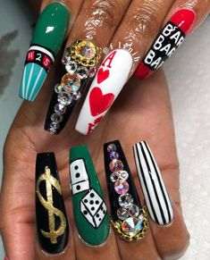 Divas Perfect Nails divas perfect nails - Welcome in order to our website, in this particular period We'll teach you about divas perfect nails. Aycrlic Nails, Diva Nails, Bling Nails, Hair And Nails, Cute Acrylic Nails, Cute Nails, Pretty Nails, Perfect Nails, Gorgeous Nails