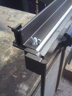 metal bending brake