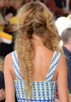 Plaits! Tory Burch Spring/Summer 2013