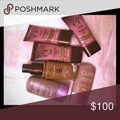 New 6 Pc foundation bundle + $30 bundle Free $9-10 gift w/ $50 + purchases covergirl Makeup Foundation