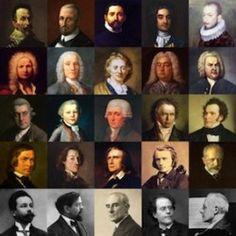 Películas sobre la vida y la obra de algunos compositores de música clásica #EducaciónMusical #RecursosMusicales #HistoriadelaMúsica #Educación #Musical